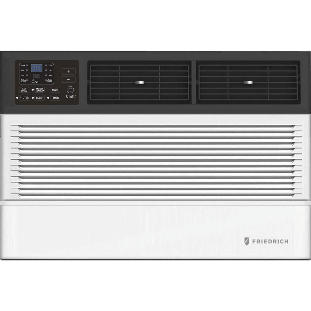 Friedrich Ccf05a10a 16 Air Conditioner With 5000 Btu Cooling Capacity 115v In White Wall Air Conditioner Window Air Conditioner Room Air Conditioner