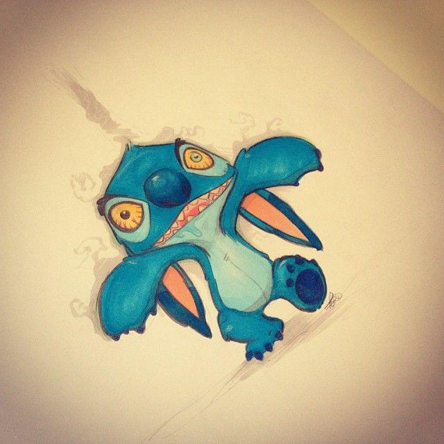 Runaway Brain Stitch Sketch By Fern