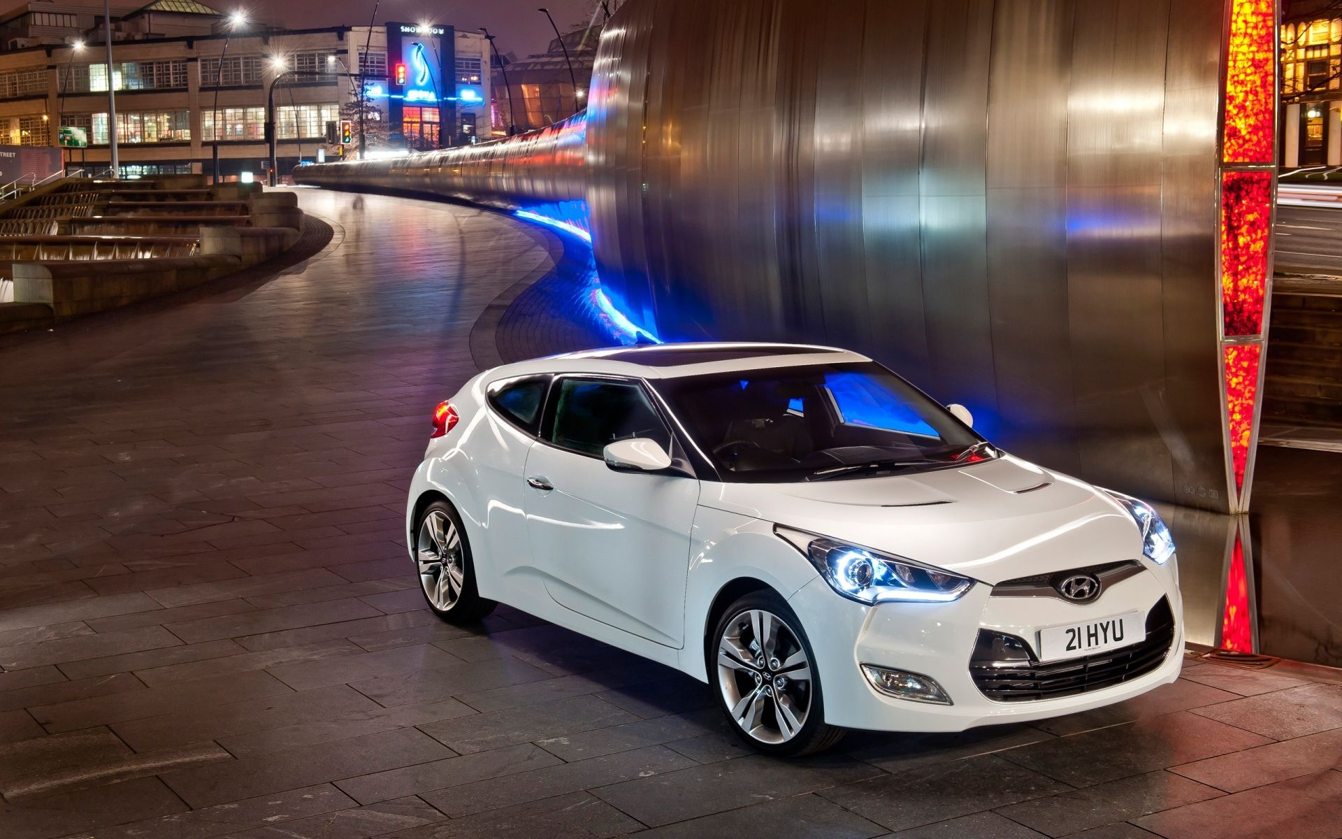 Hyundai Veloster Wallpaper Desktop Background Gud Looks