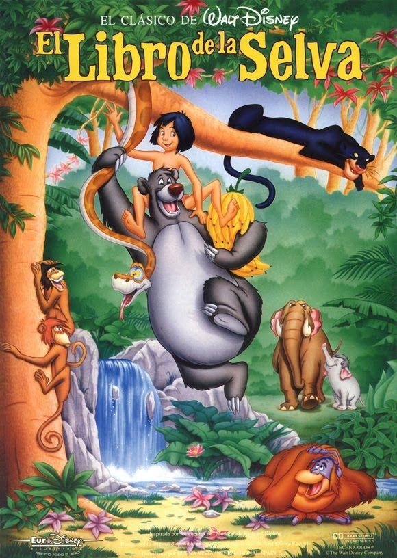 El Libro De La Selva Disney El Libro De La Selva