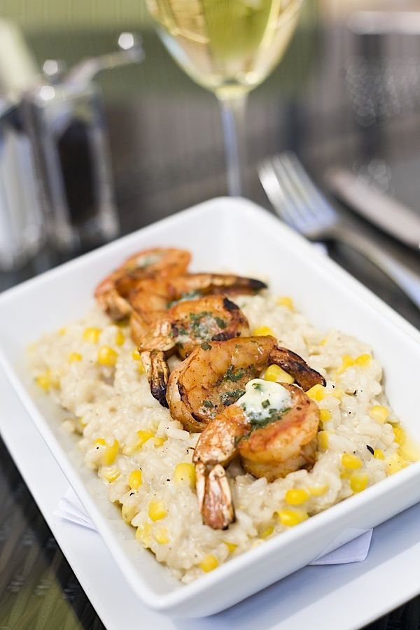tasty shrimp risotto yaya 39 s euro bistro chenalshopping the promenade at chenal local places. Black Bedroom Furniture Sets. Home Design Ideas