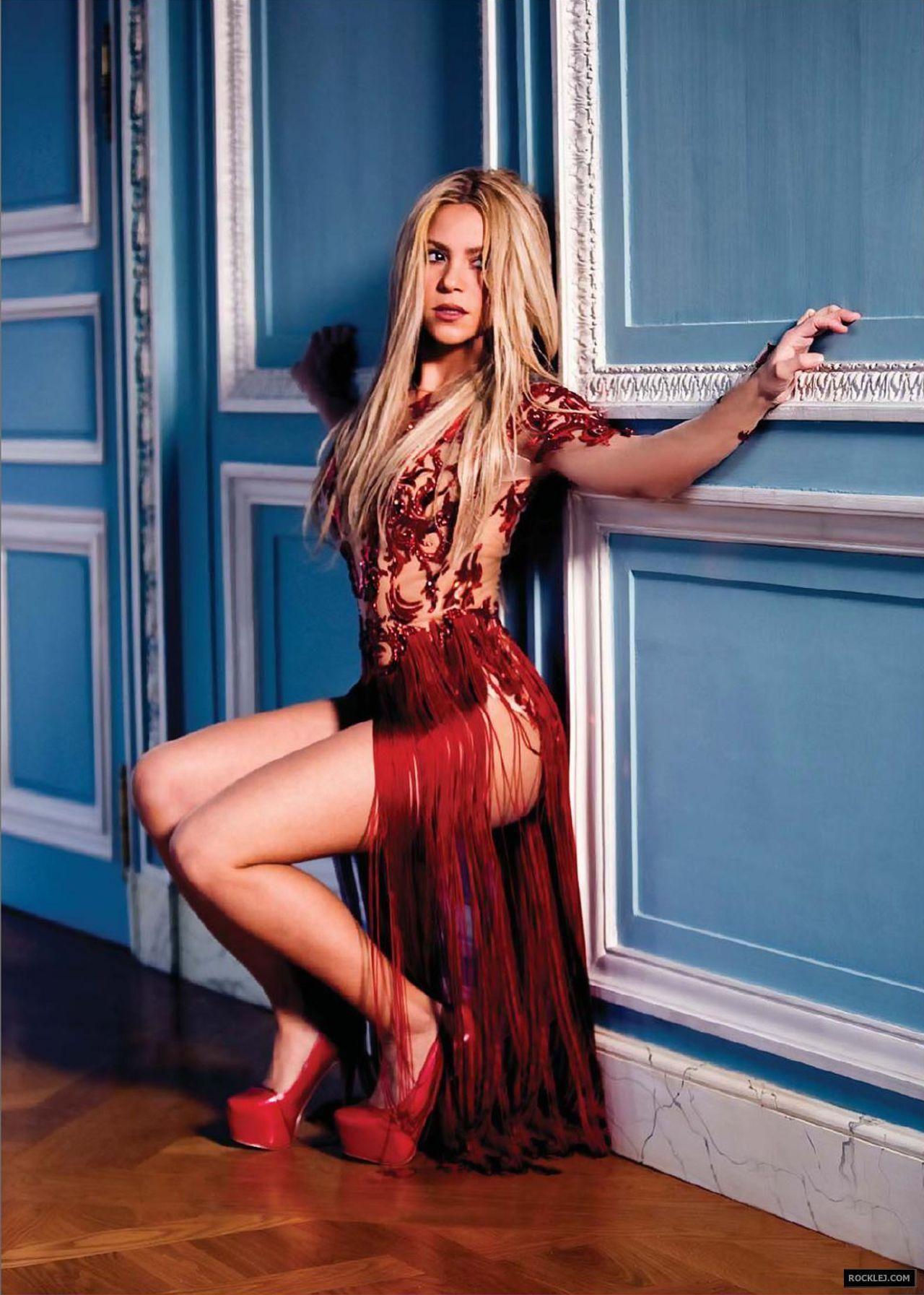 Shakira Hottest Photoshoot  Shakira Hot Bikini Photoshoot For -2343