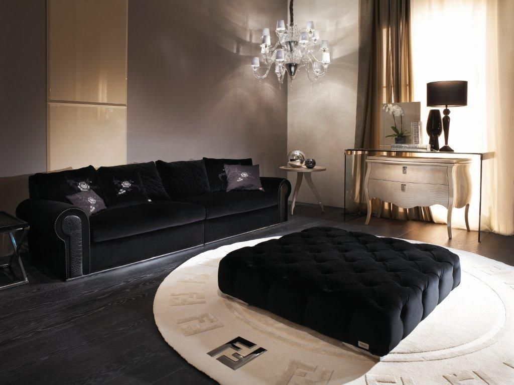 Fendi Furniture Collection Living Pinterest