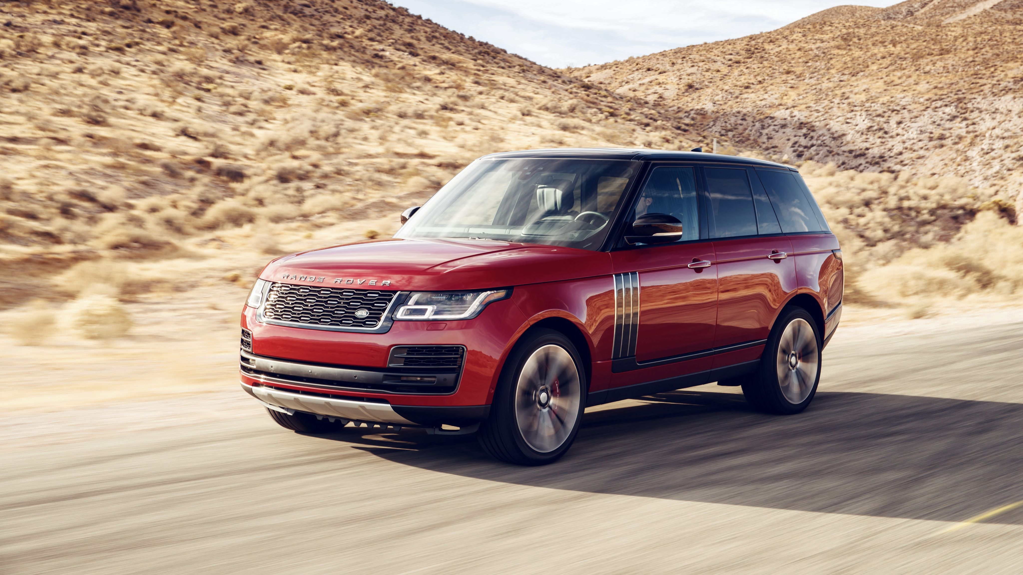 2018 Range Rover Svautobiography Dynamic Range Rover Svautobiography Range Rover Red Range Rover