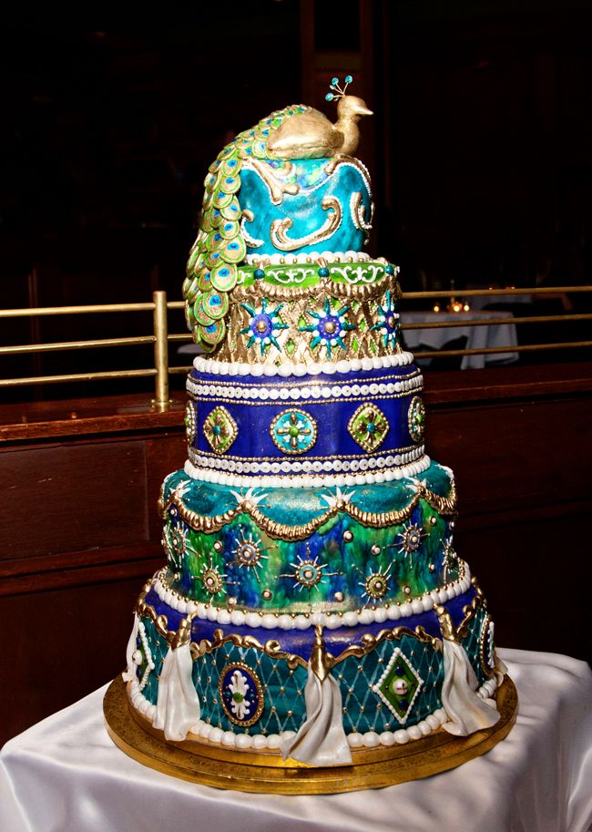 My Dear Friend Rachel Made This INSANE Cake For Her Sisters Wedding AND