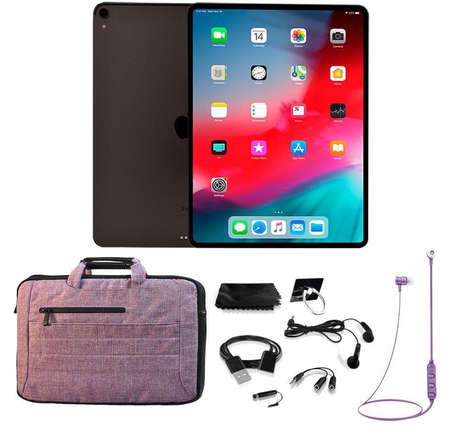 "Apple iPad Pro 12.9"" 64GB Tech Bundle"