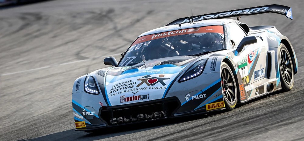 Callaway Competition S Huge Setback At Hockenheim Corvette Online Callaway Corvette Setback Competition