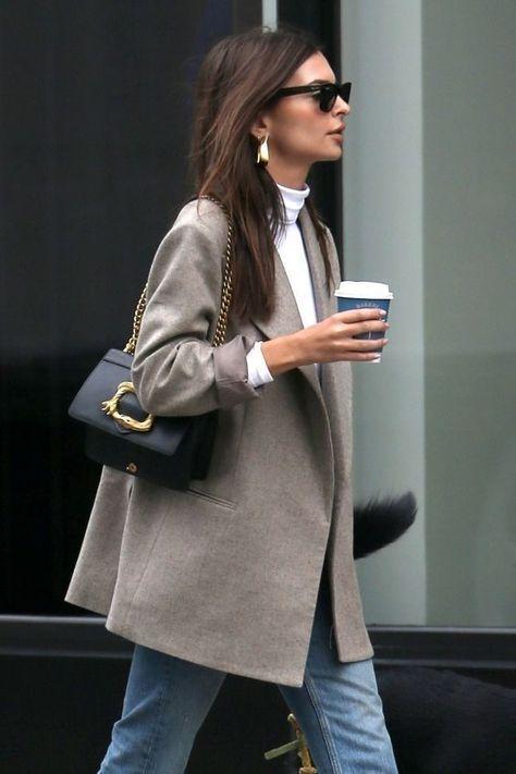 Découvrez nos conseils pour porter le blazer oversize    – OUTFITS //