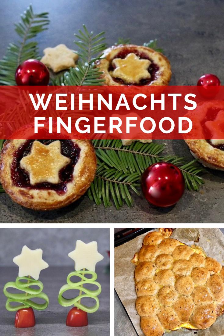 Weihnachten Essen Fingerfood