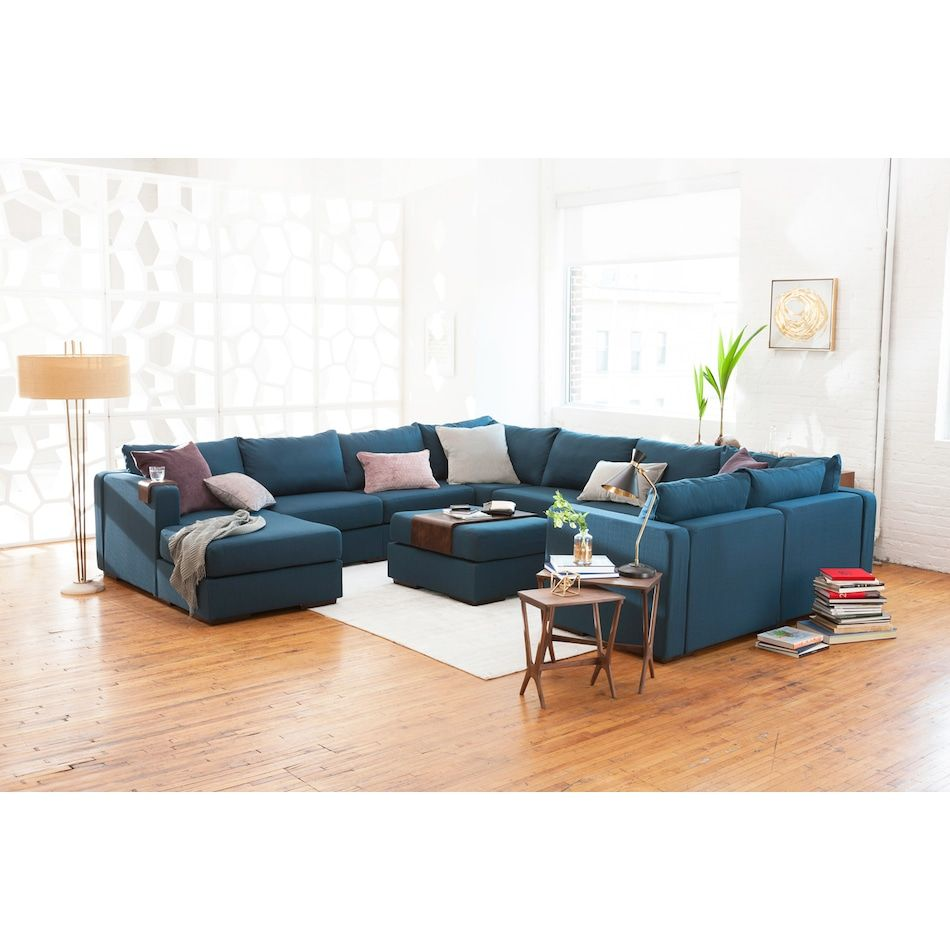 Wrap Around Modular Sectional Couch In 2020 Modular Sectional