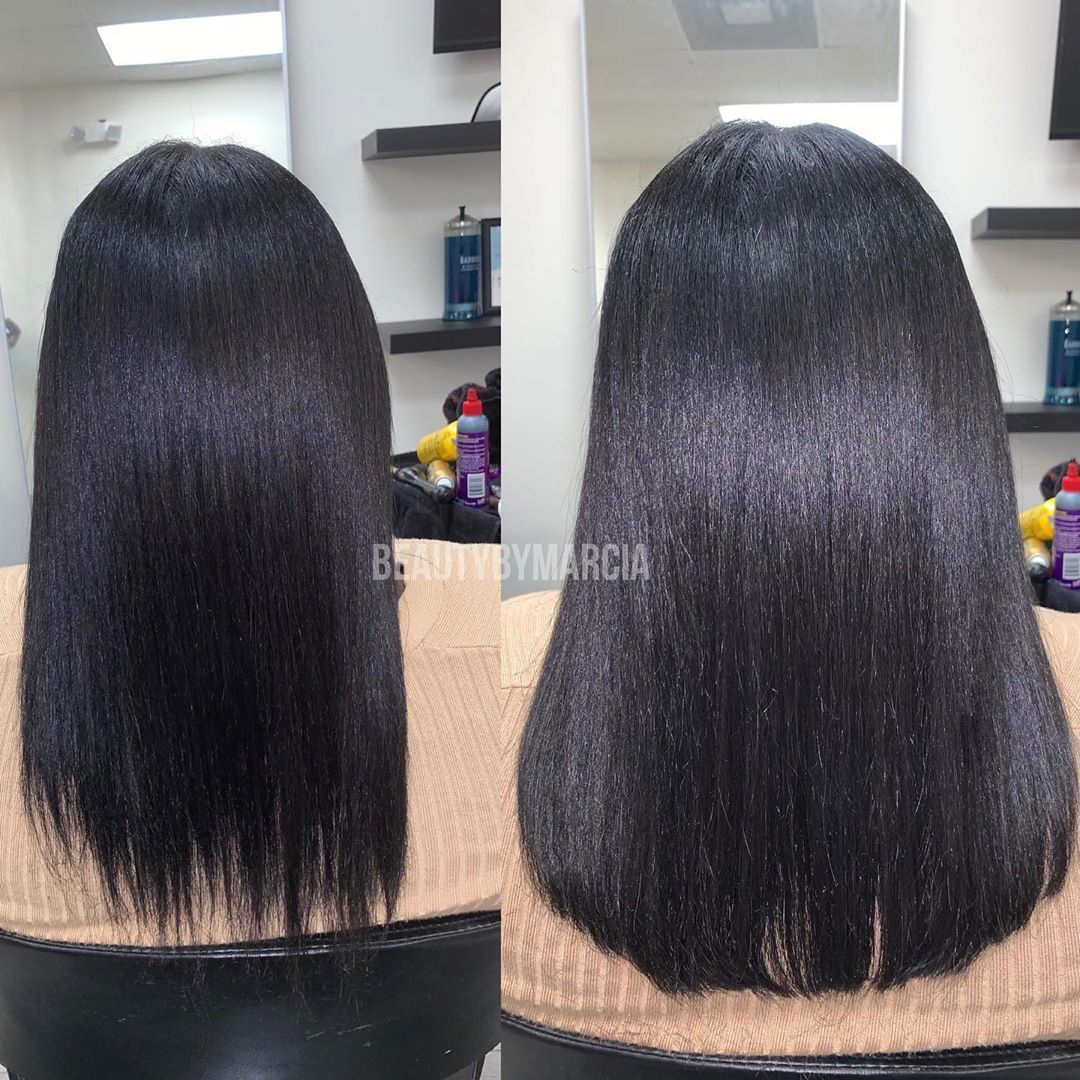 Hair Queen Of Miami On Instagram Dominican Blow Out And Trim On Natural Hair Dominicanblowout Natural Hair Styles Queen Hair Silk Press Natural Hair