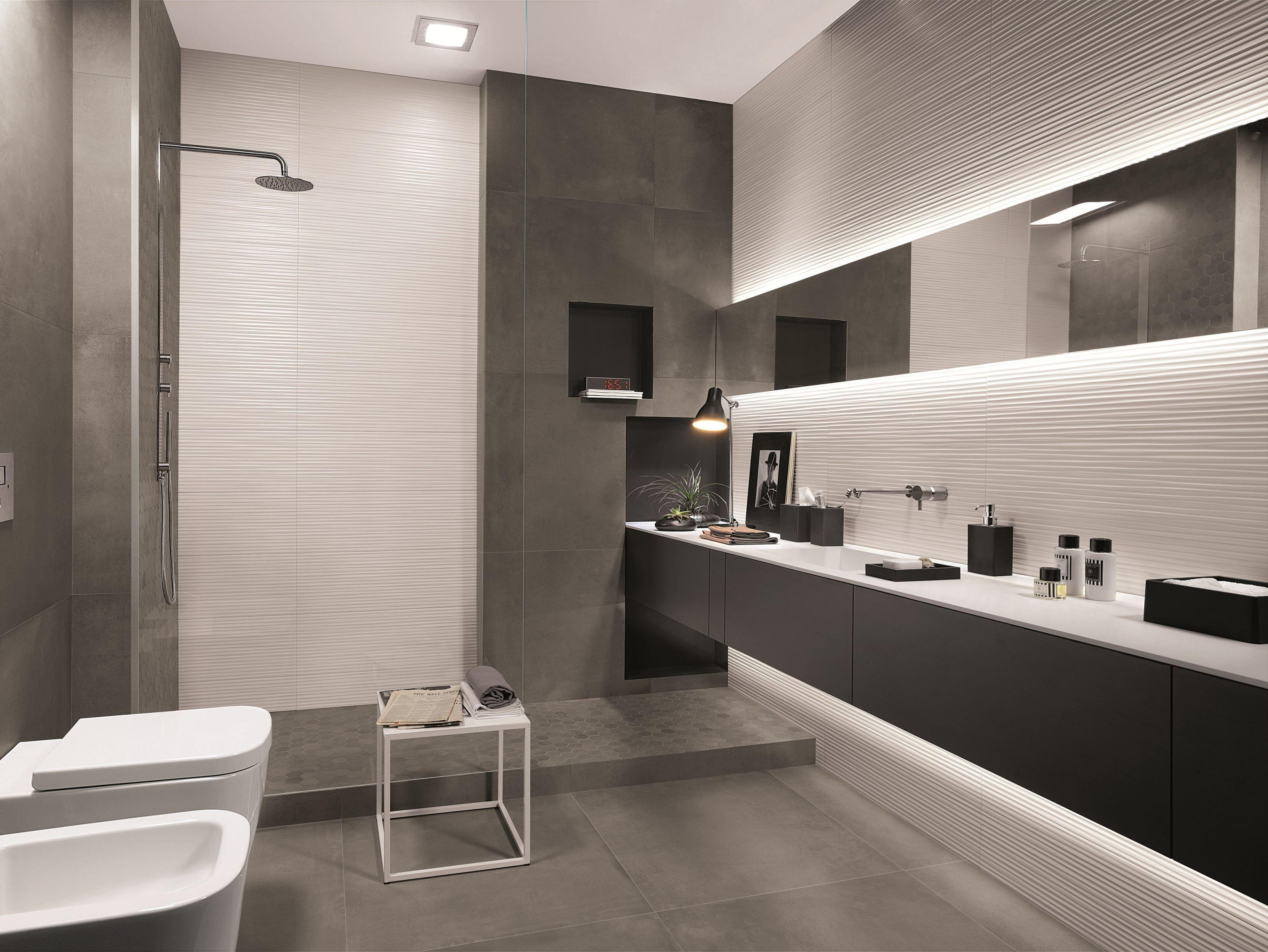 Pin on salle de bain Revetement mural pour salle d eau
