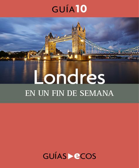 Libro: Londres En un fin de semana