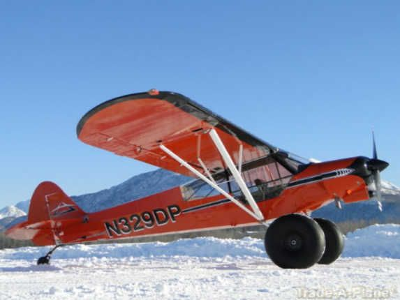 Bush Plane For Sale >> Pin By Trade A Plane On Piper Aircraft Stol Aircraft Piper
