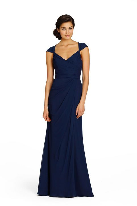 7 Gorgeous Long Bridesmaid Dresses Your Friends Will Be Happy to Wear Jim Hjelm Occasions