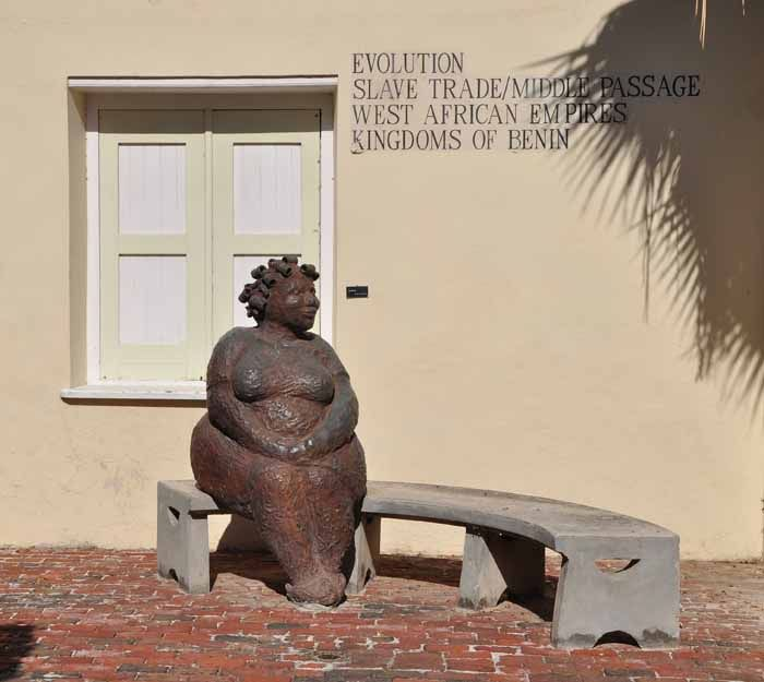 Slavery Museum - Willemstad, Curacao by Trevor Hart