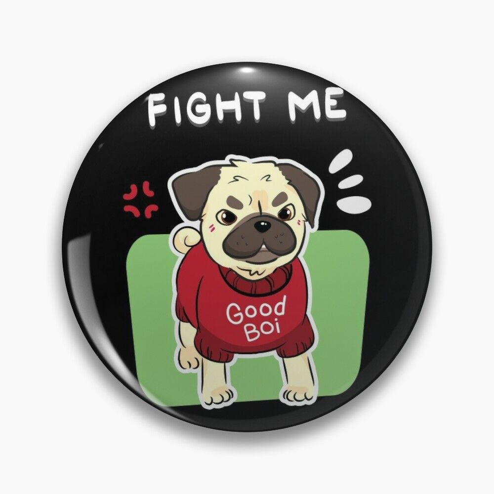 Pin On To Love A Pug