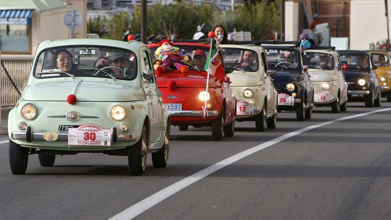 Cinquecento A Celebration Of The Original Fiat 500 In Pictures Fiat 500 Fiat Fiat 500 Vintage