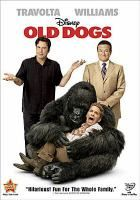Old Dogs, Disney by Andrew Panay. Starring Robin Williams