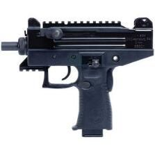 """IWI USA UZI Pro 9mm Luger 4.5"""" Barrel 25 Rounds BlackLoading that magazine is a pain! Get your Magazine speedloader today! http://www.amazon.com/shops/raeind"""