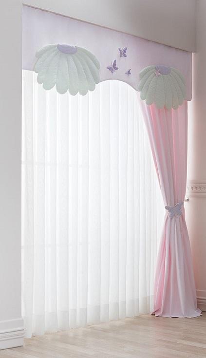 Cortinas Para El Cuarto Del Bebé Bebeazul Top Kids Room Curtains Baby Room Curtains Girls Room Curtains