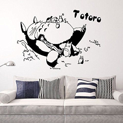 My Neighbor Wall Stickers Childrens Bedroom Mural Decals Home Decor Art NN     For More Information, Visit Image Link.