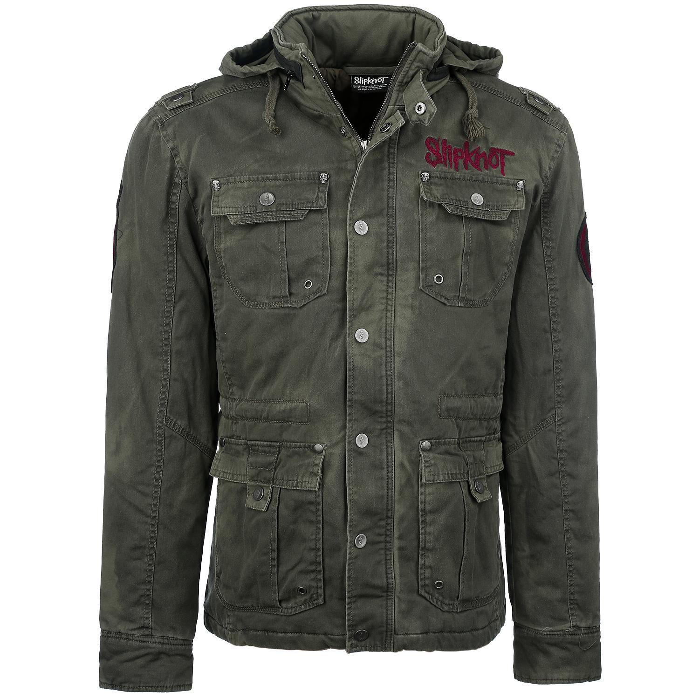 c36d5923aa9 Slipknot Winter Jacket