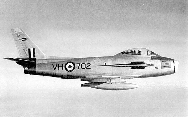 Canadair F-86 Sabre