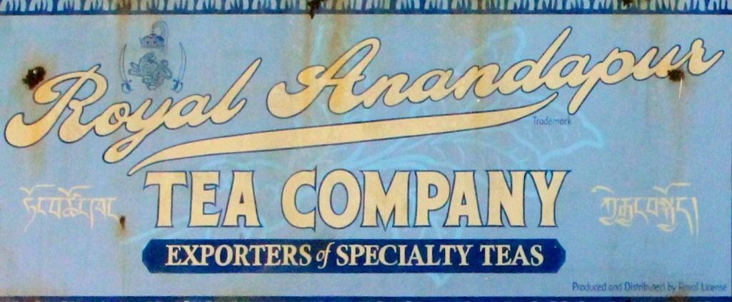 Dining Location - Royal Anandapur Tea Company | Tea companies. Disney world menus. Tea