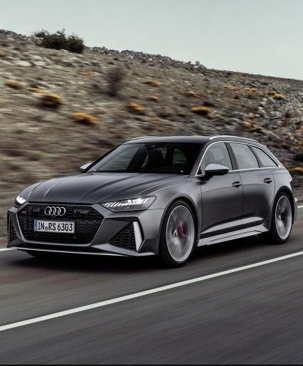 Audi Points To More Powerful Versions Of The RS6 And RS7