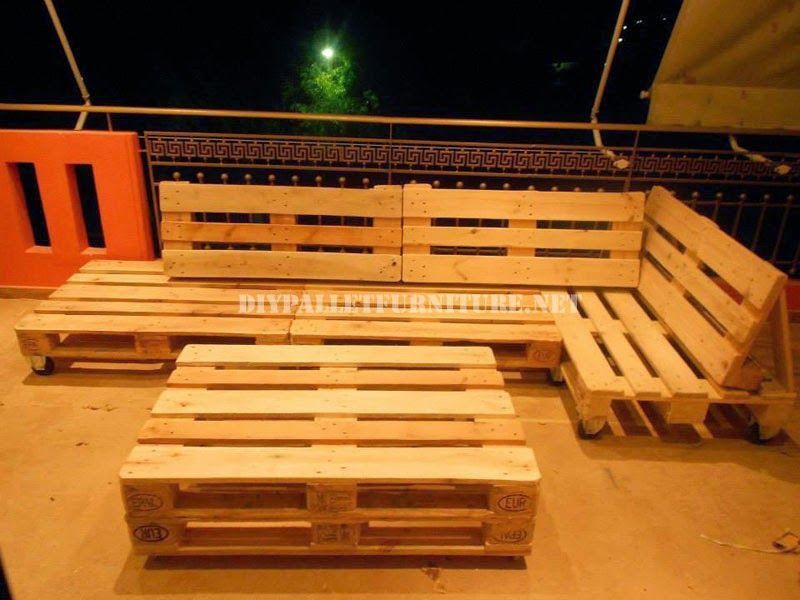 pallet ideas sofa sofa pallets ideas para terrace forward muebles de