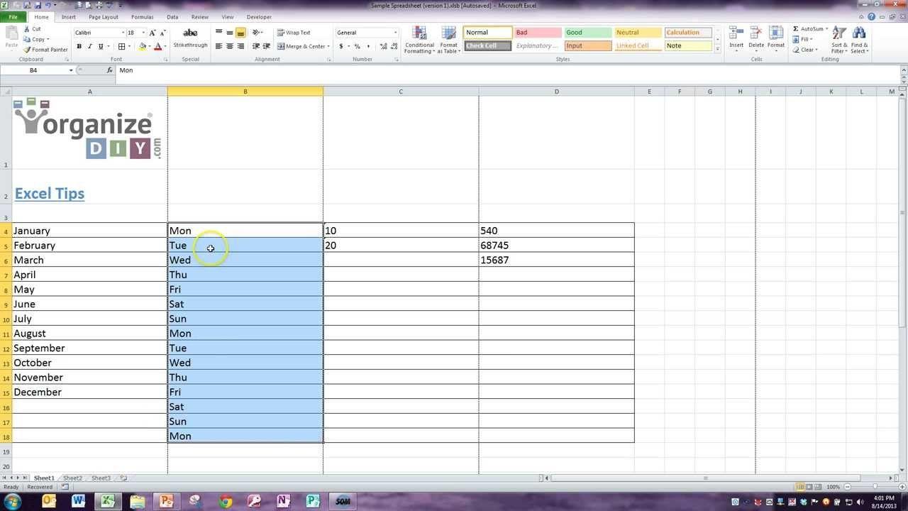 Productivity Pointer From Http Www Organizediy Com Three Quick Tips To Save You Time Learn Ab Bucher Falten Anleitung Bucher Falten Vorlage Bucher Falten