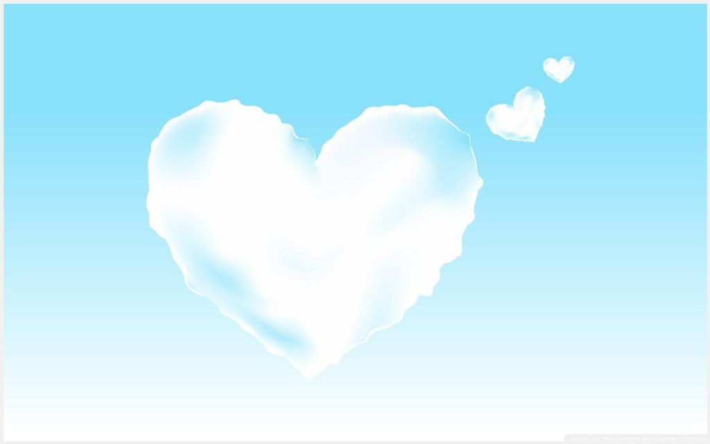 Nice Love Hearts Wallpaper