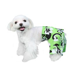 Pattaya Dog Swim Trunks By Pooch Outfitters Dog Swimsuit Dog