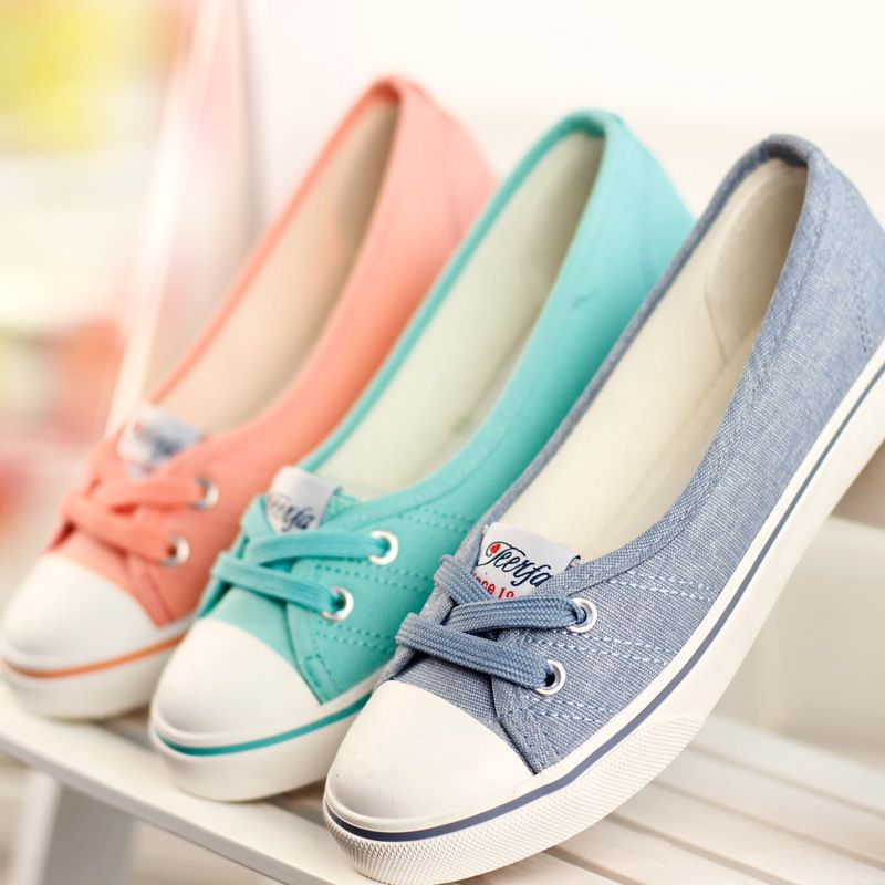 Sexy Lips Breathable Fashion Sneakers Running Shoes Slip-On Loafers Classic Shoes