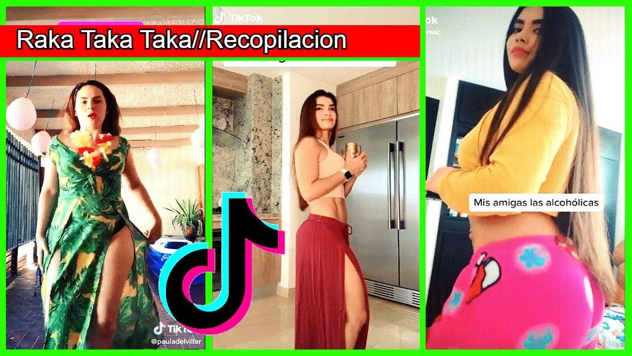 Raka Taka Taka Tik Tok Recopilación Lo Ultimo En Tendencia 2020 Two Piece Skirt Set Skirt Set Fashion