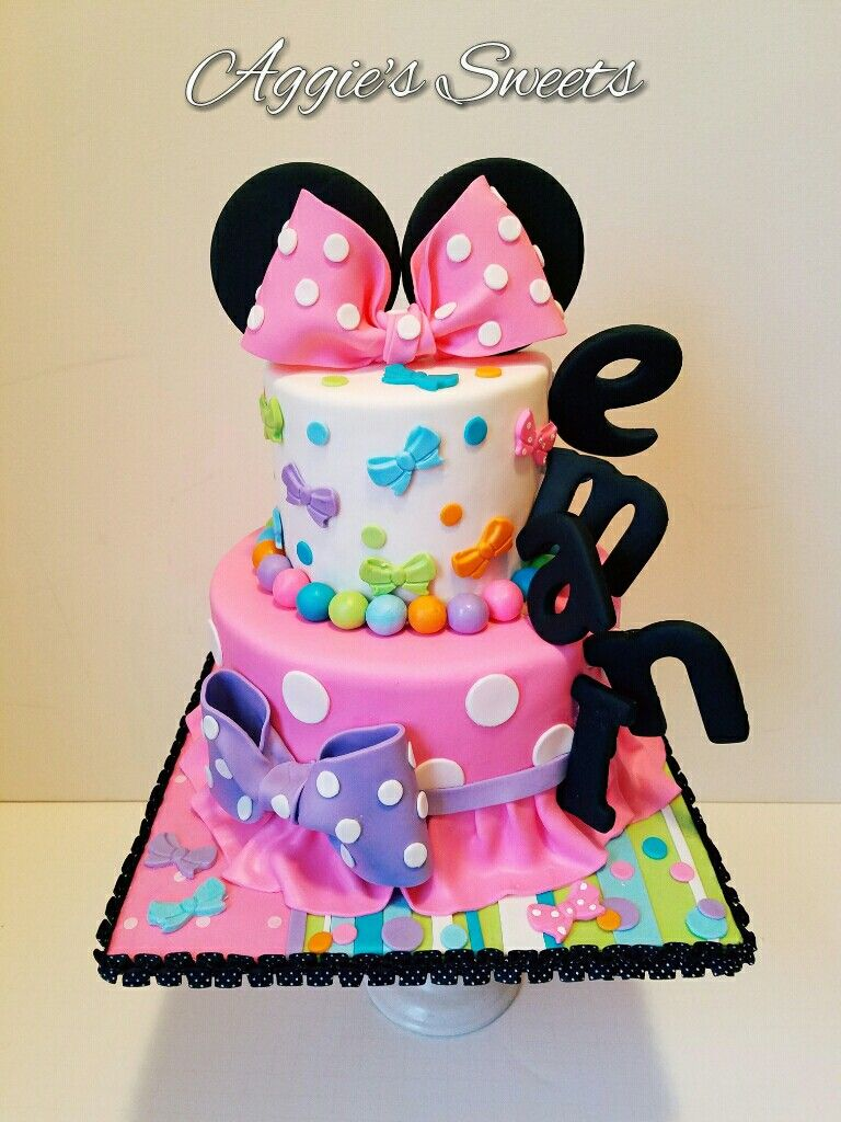 Enjoyable Pin By Lheanne Carbonel On Baby3 In 2020 Minnie Mouse Birthday Personalised Birthday Cards Vishlily Jamesorg