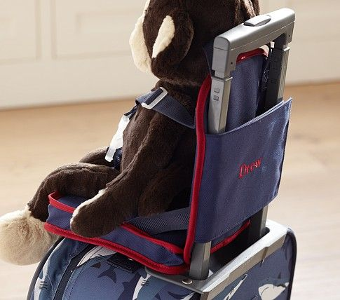 Toy Travel Seat From Pottery Barn Kids So Brilliant