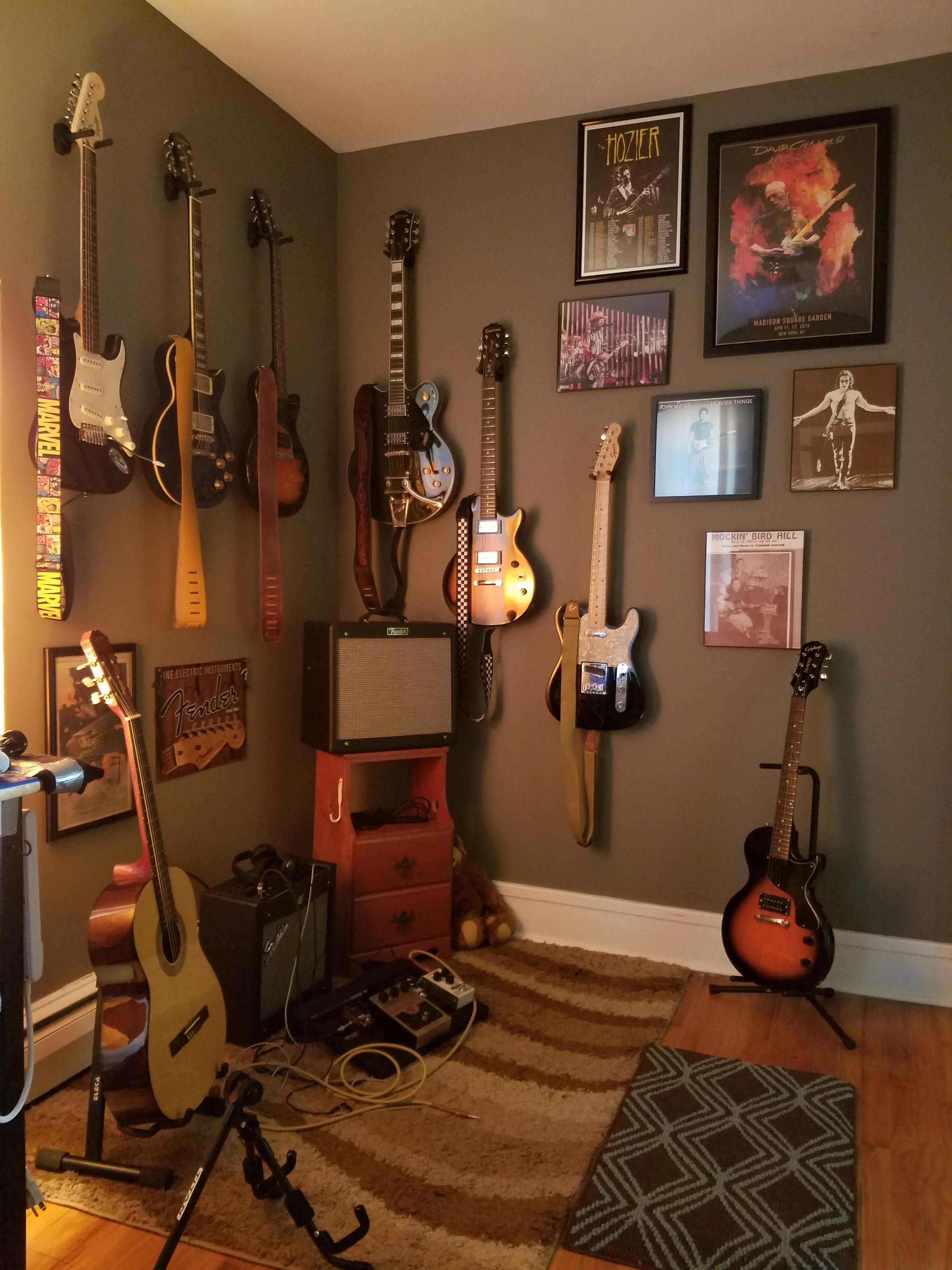 Band Room Design