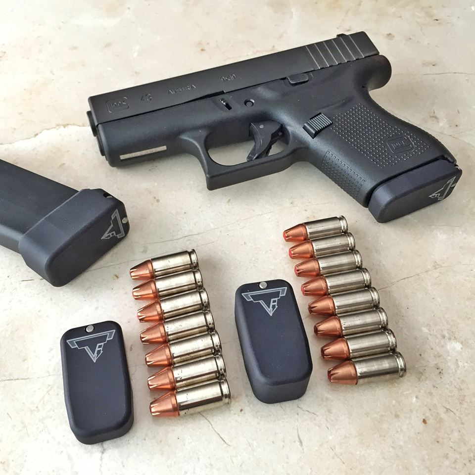Got My Glock 43 Today Some Comparison Photos Included