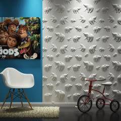 Dormitorios infantiles de estilo moderno por Loft Design System Deutschland