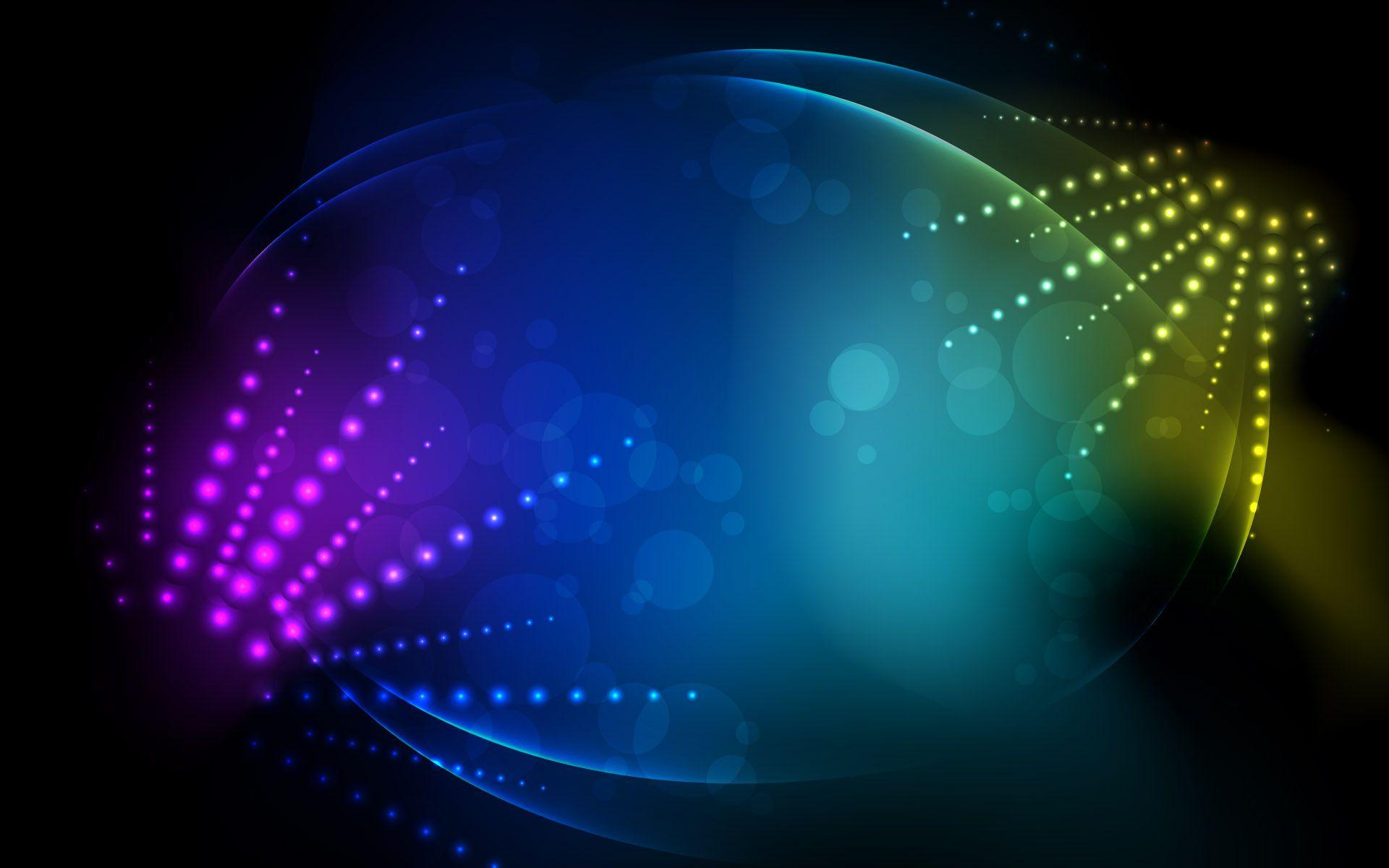 Imagen de luces de colores fondos de pantalla fondos de for Imagenes fondo escritorio