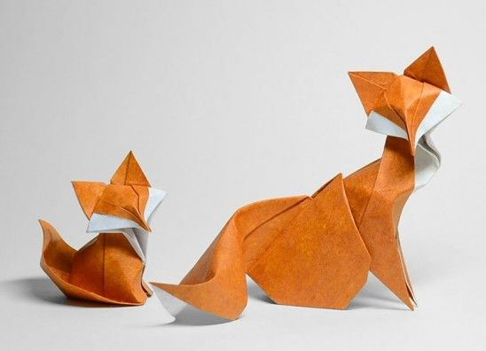 Top 20 Amazing Origami Animals Crafts Pinte