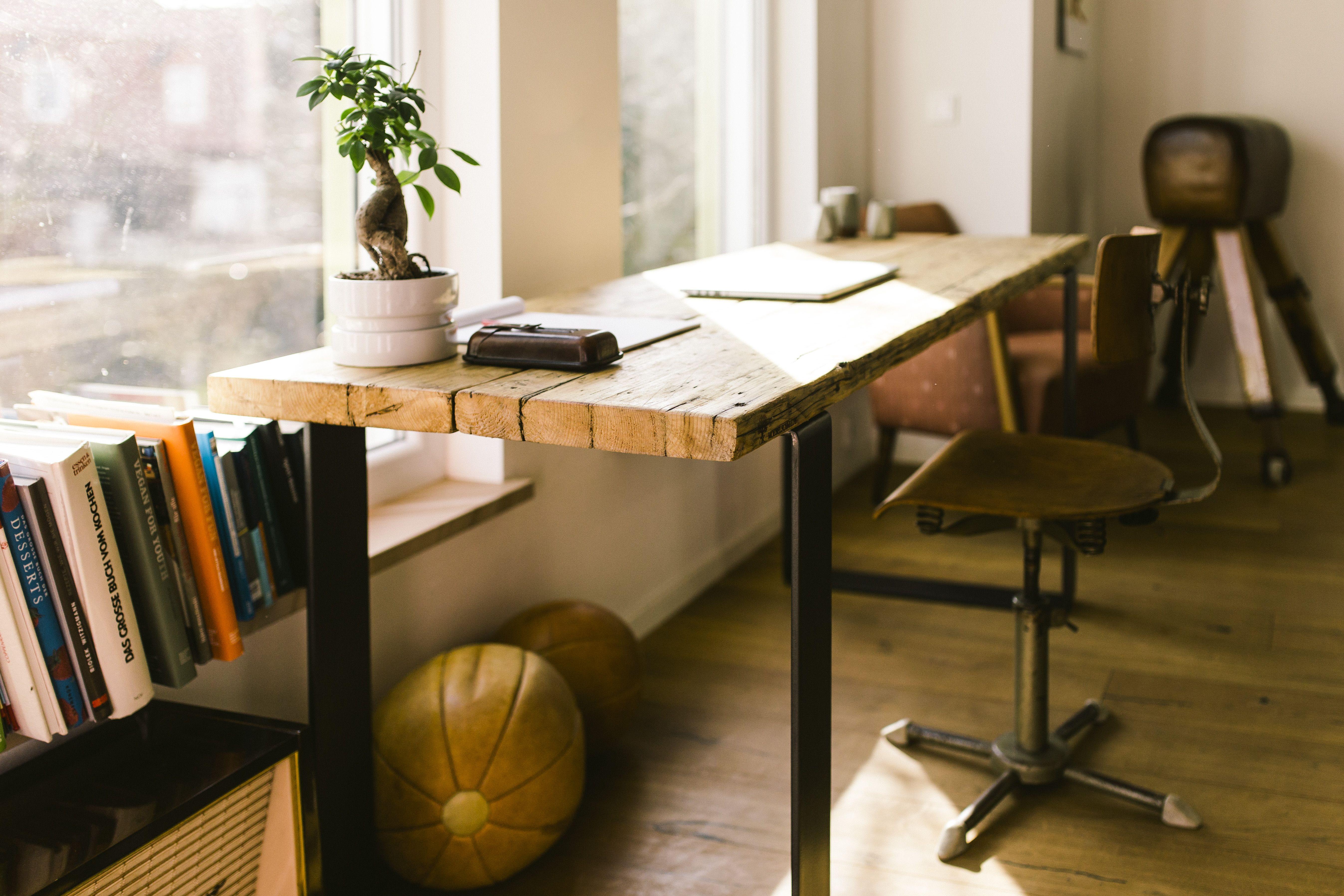 Schreibtisch industriedesign  Schreibtisch Industriedesign Industrie Design Tisch recyceltes ...