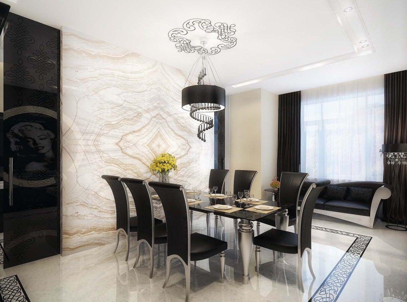 Idee Per Dipingere Casa Moderna : Sale da pranzo usate design per la casa moderna ltay inside sala