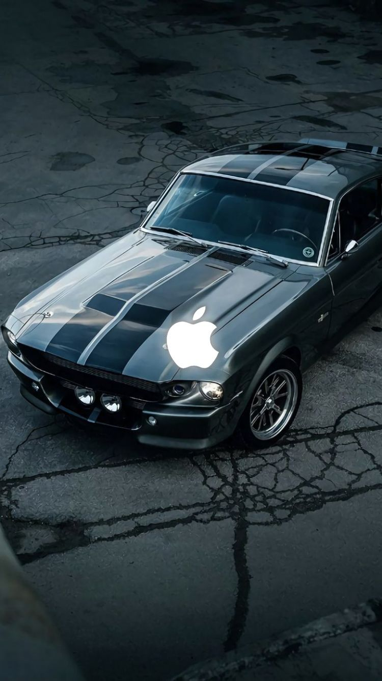 Car Iphone Wallpapers Ford Mustang Eleanor Mustang Shelby