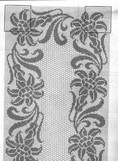Pin by anna matusiak on filet crochet pinterest filet crochet home decor crochet patterns part 122 beautiful crochet patterns and knitting patterns dt1010fo