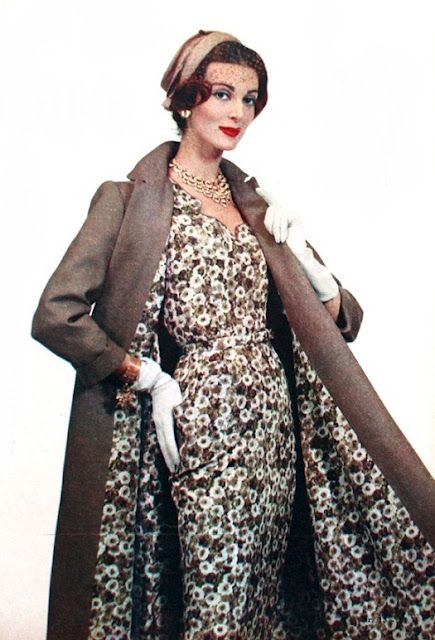 1959, Carmen Dell'Orefice