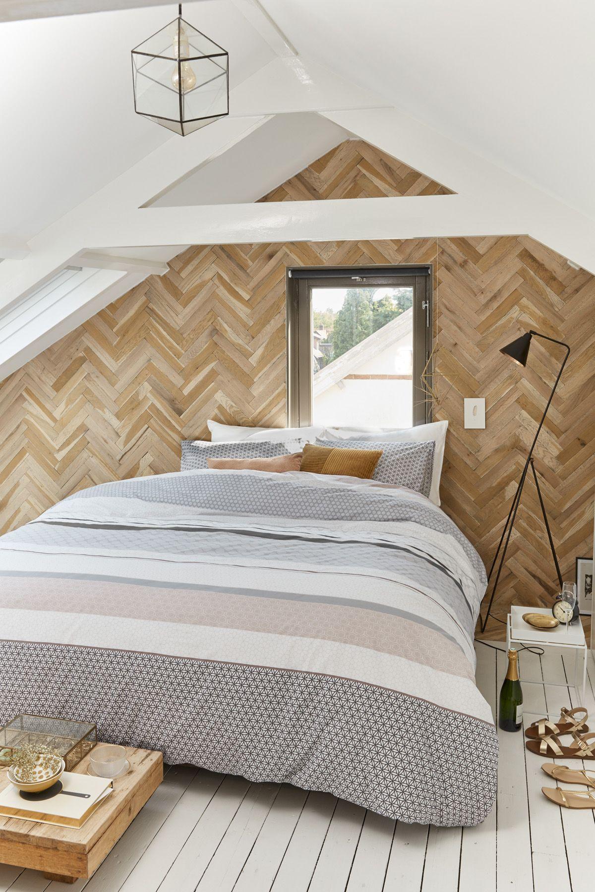 beddinghouse dekbedovertrek story toffee to coffee slaapkamer inspiratie wooninspiratie