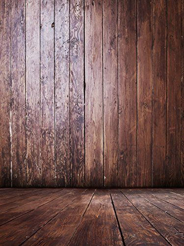 65ft(h)*5ft(w) Old Wooden Brick Wall Photography Backdrops no